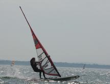 Windy summer training